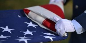 foldedflag